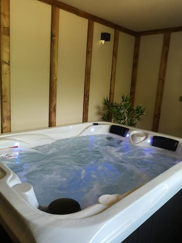 Chambre jacuzzi privatif
