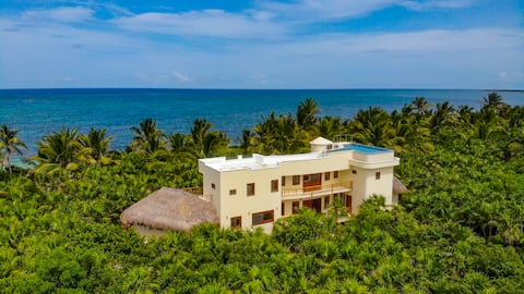 Casa Nah Balam. Very private. A perfect get away!
