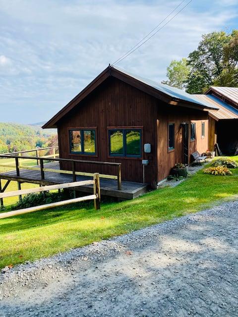 Cozy Little Private Cabin in Vermont