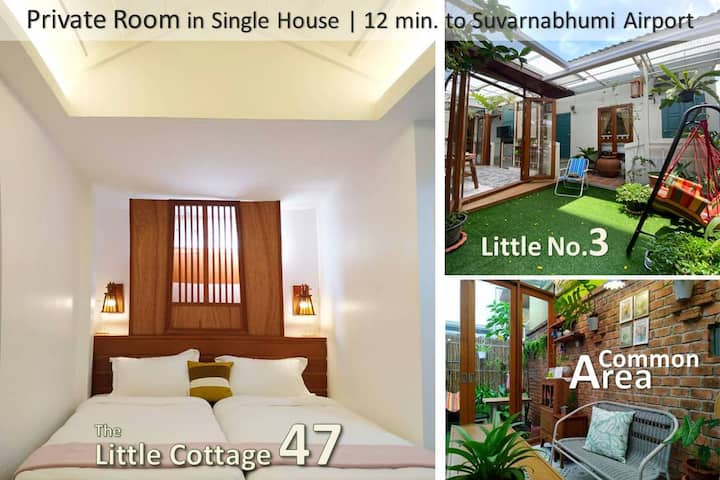 Little No.3 - Thai Local style in green space