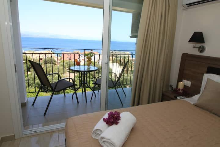 Hotel Yannis Corfu 3* Superior| View to Ionian Sea