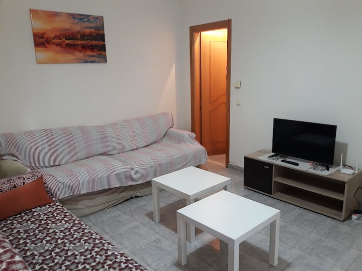 Fully furnished apartment in the city center