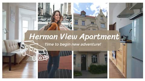 Herman View Apartment