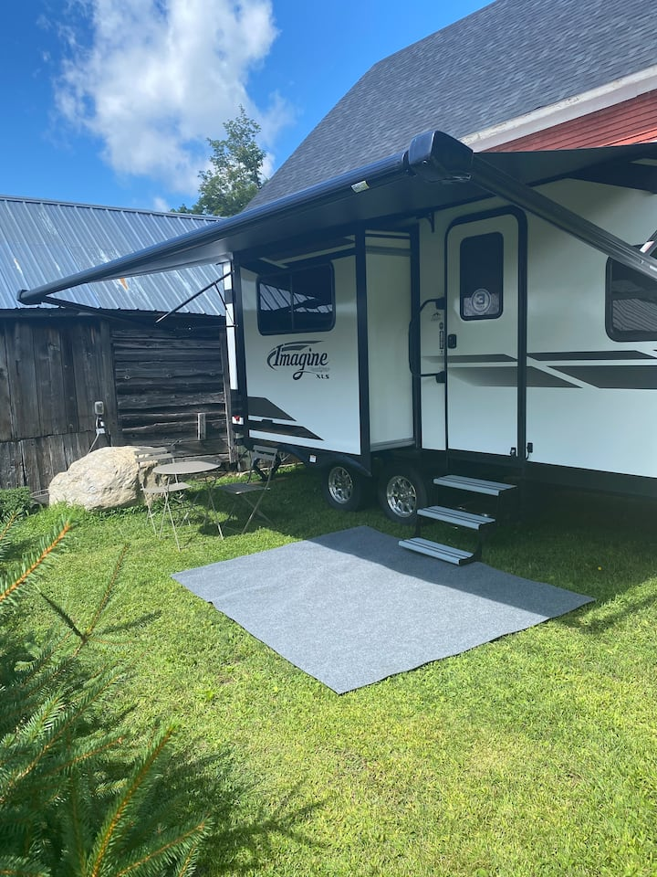 Lincoln House Glamping