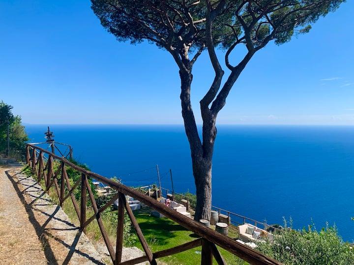 Genziana, amazing view on the Amalfi Coast