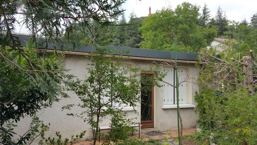 Rare ! Maison avec jardin centre ville du Puy