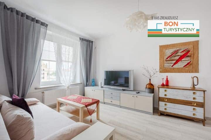 Cozy apartment by the river_Old Town_KW