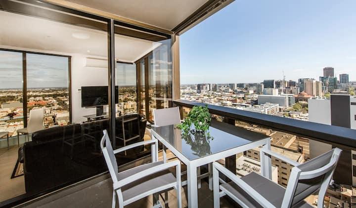 Australian Luxury Stays - SKYLINE AT VUE