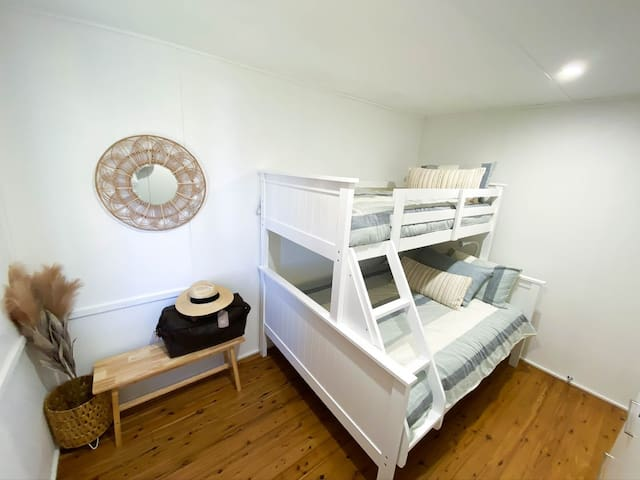 Double and single bunks