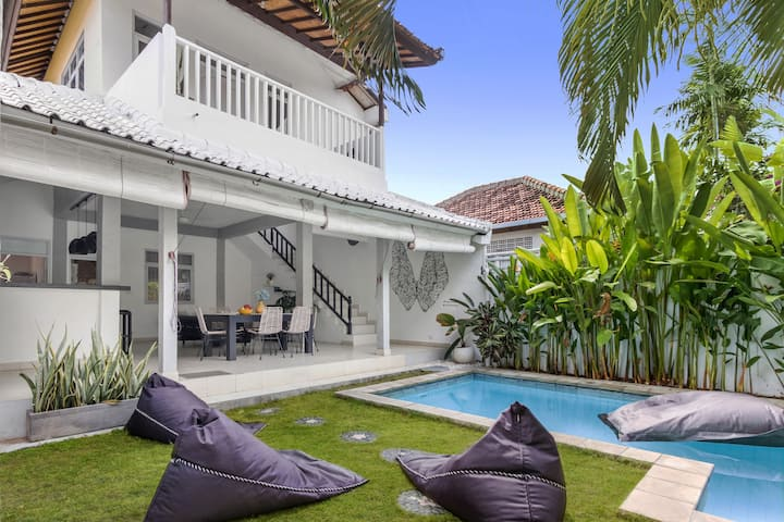 Villa Vitamia in the heart of Seminyak
