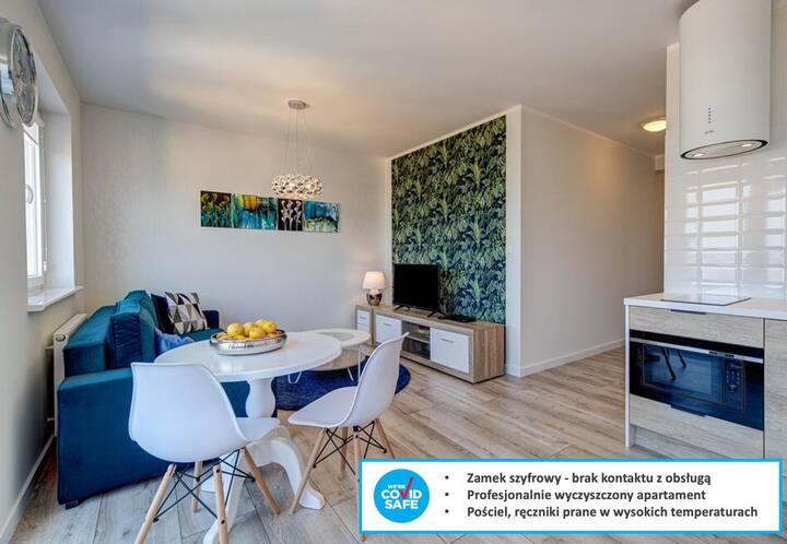 M.H. Blue Design Apartament Szczecin