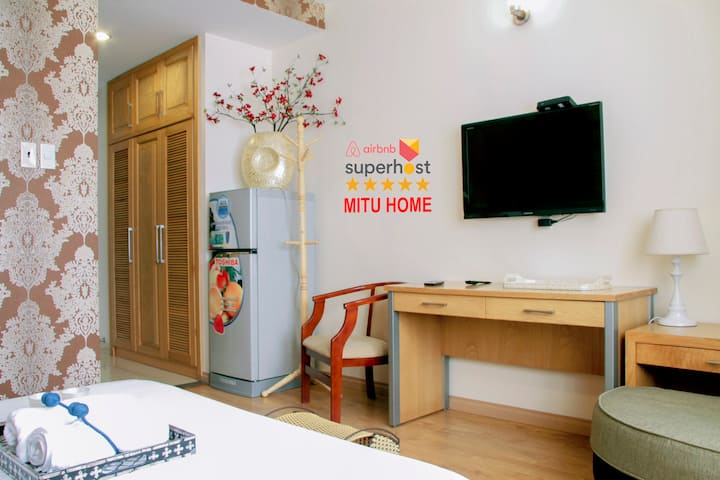 Distric 1 - Luxury Room ( discount 35% )