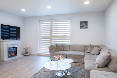 """Luxurious apartment near gorgeous """"Ąžuolynas park"""""""