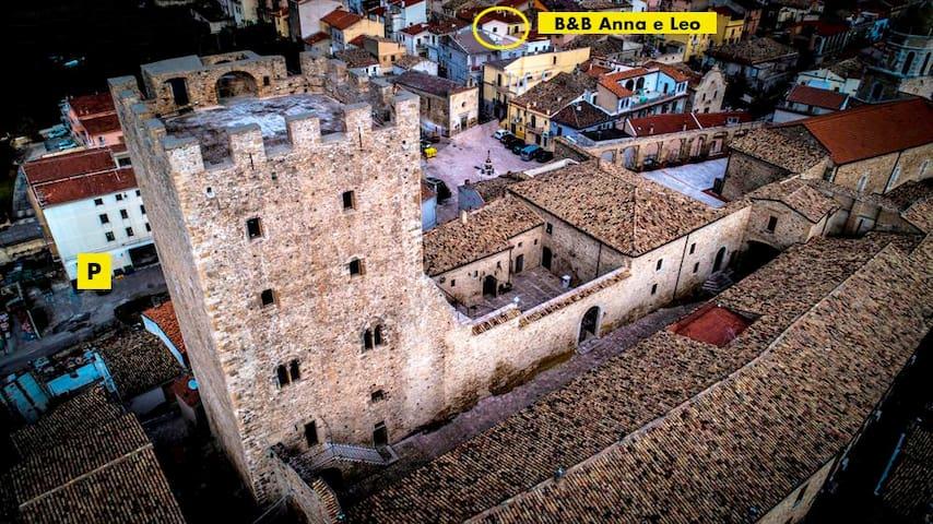 """Casa Anna & Leo - Camera """"Colle Rosso"""""""