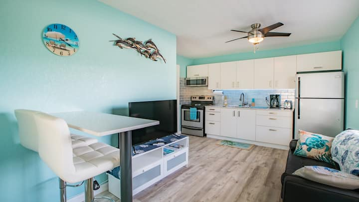 Dolphin apartment by the beach Apt#1