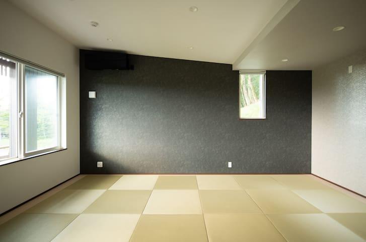 Morden Japanese Room/ 和室