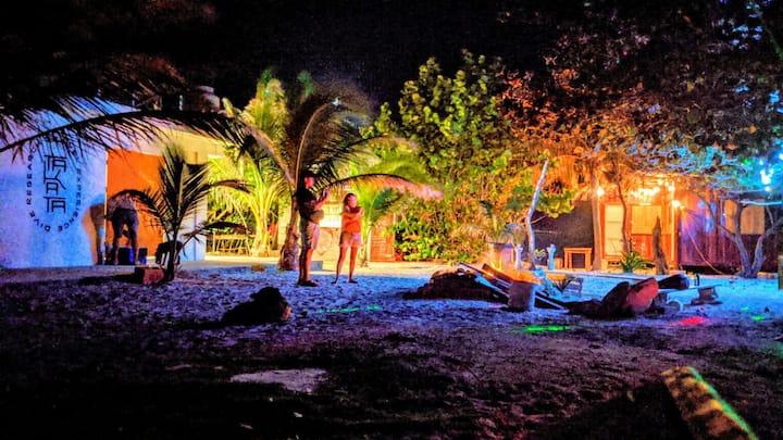 Kaway Beach Front Cabañas