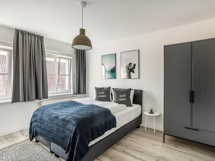 Limehome Zwickau Dr.-Friedrichs-R. - Deluxe Suite