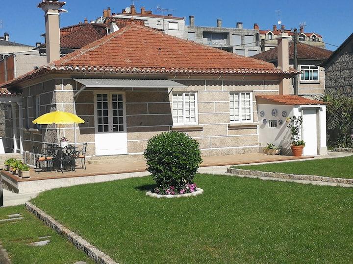 Casa O Fedello-Porriño-Camino Portugués a Santiago
