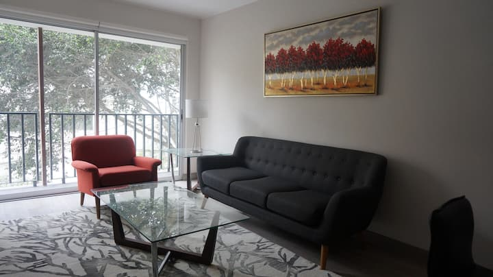 Bright & New Apartment in San Isidro 001