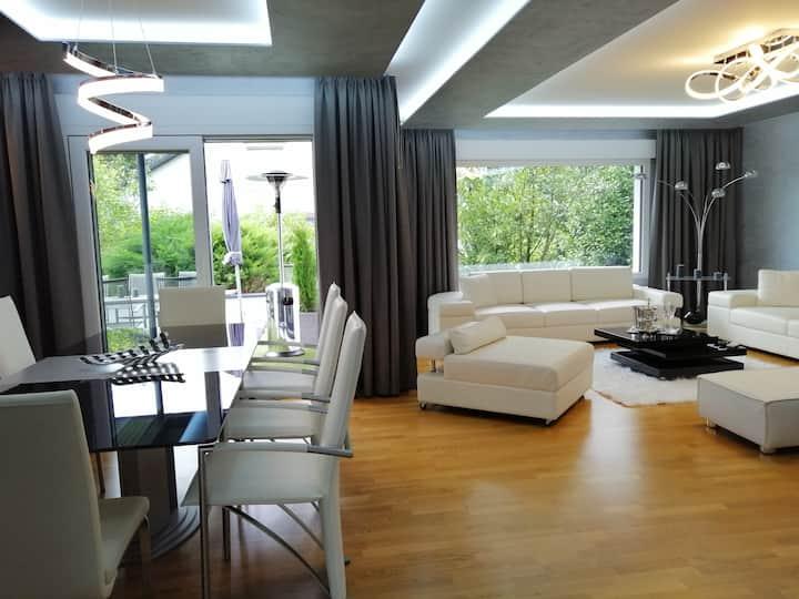 Luxus Ferienwohnung in der Nähe von Frankfurt