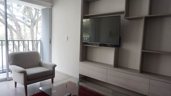 Bright & New Apartment in San Isidro 002