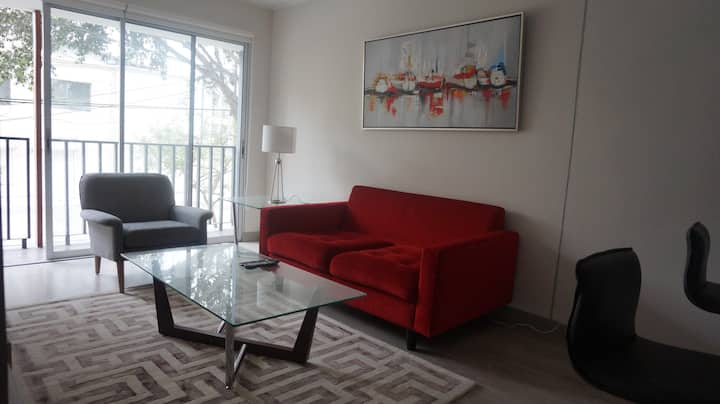 Bright & New Apartment in San Isidro 003