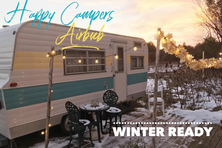 Happy Campers AirBNB