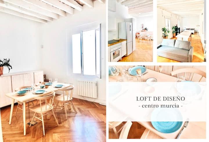 Loft Suite diseño, céntrico (Corte Inglés)