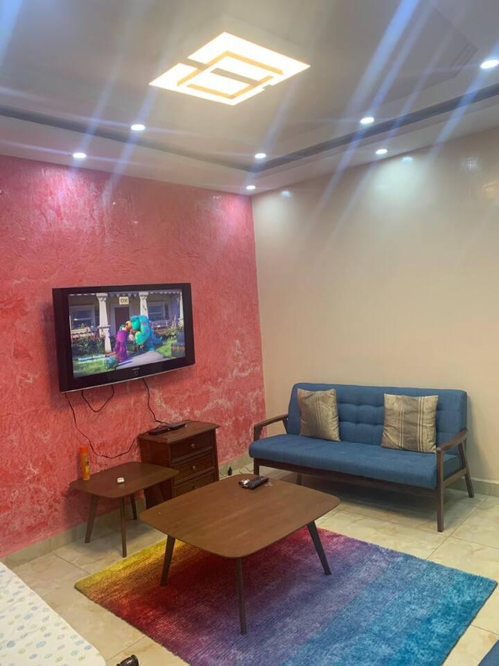 Appartement H T2 Chambre-Salon Saint-Louis Sénégal