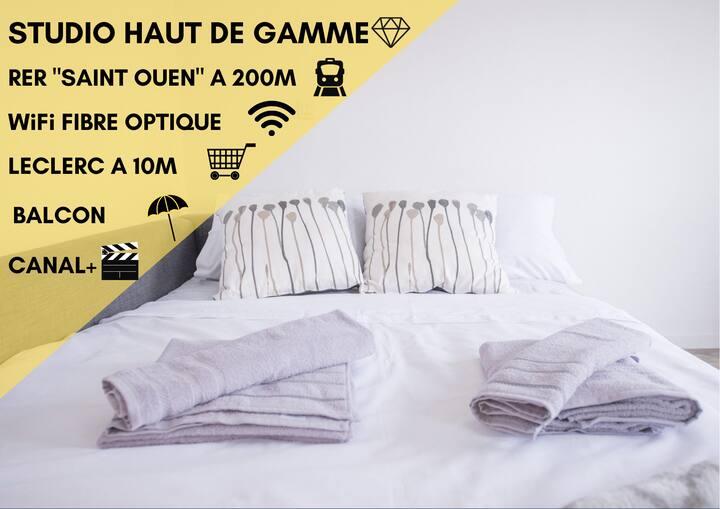 Le Cocon Lumineux (10min de Paris)