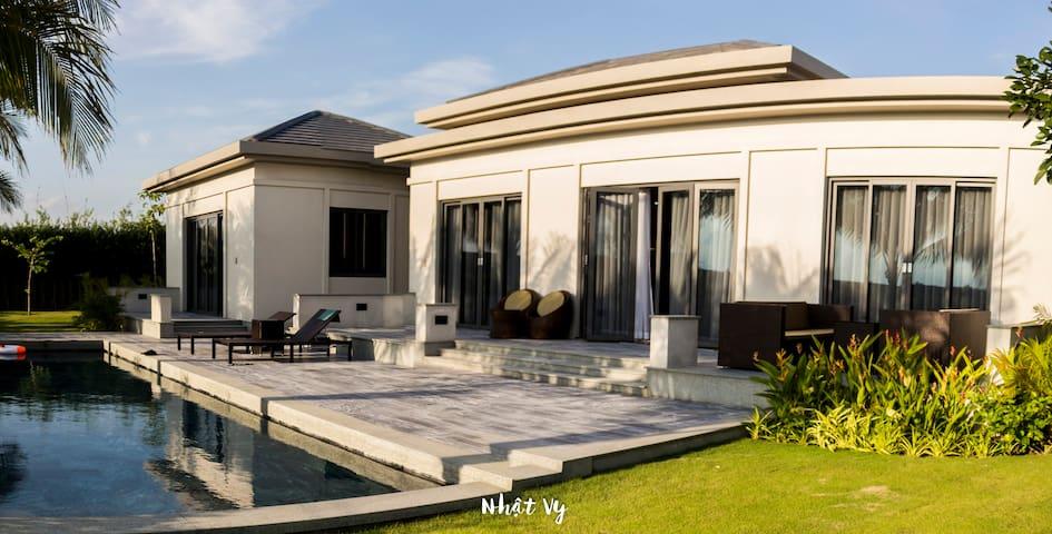 Coastar Villa, Cozy Paradise 3BR, Private Pool
