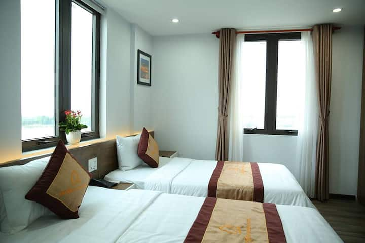 CKC THIEN DUONG HOTEL - Superior Twin River View