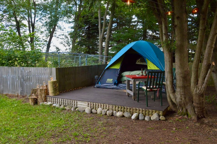 Sleeping Bear B&B - Hipcamp Glamping