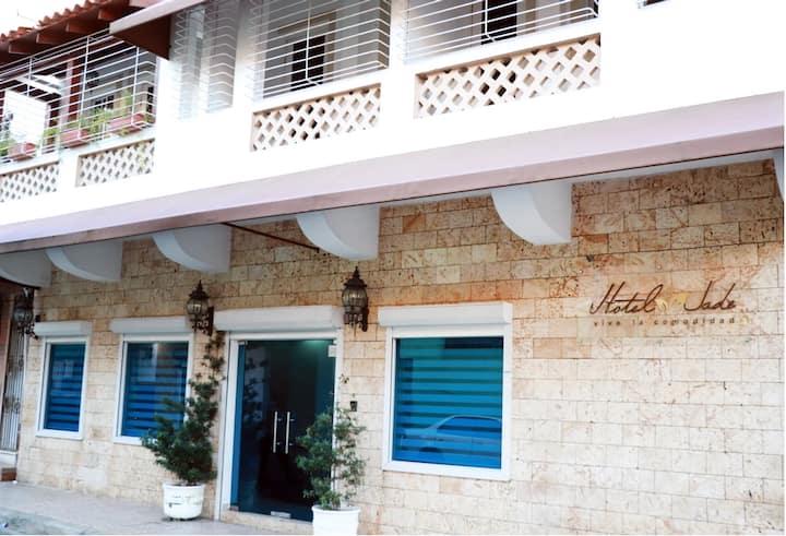 Habitación privada con ventilador o Abanico