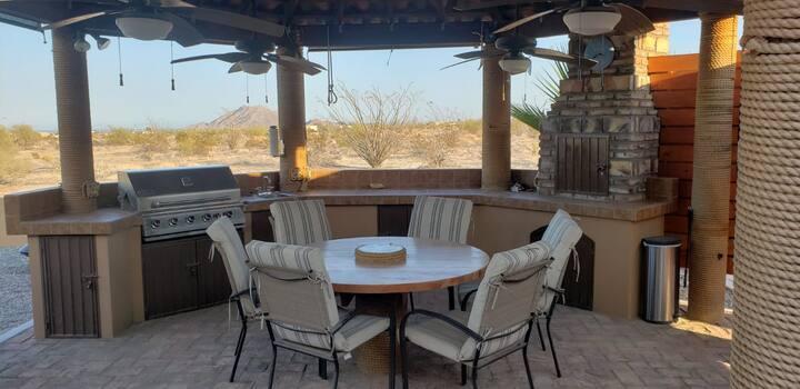 Palapa & RV Campsite at Casa Estrella in El Dorado