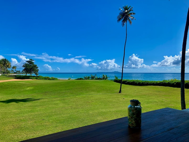 Gorgeous view- Beach Village at Palmas Del Mar