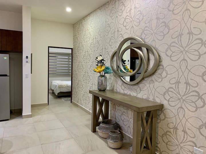 La Paz Home privately located in a brand new area.