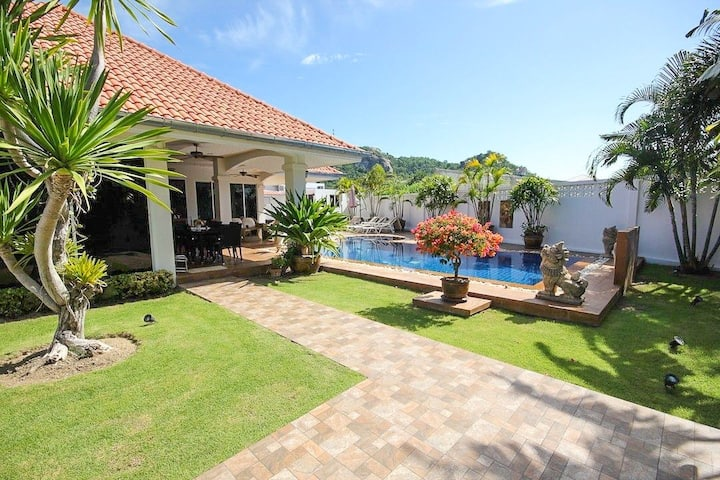 Paradise Villa Hua Hin Soi 94 Private Pool