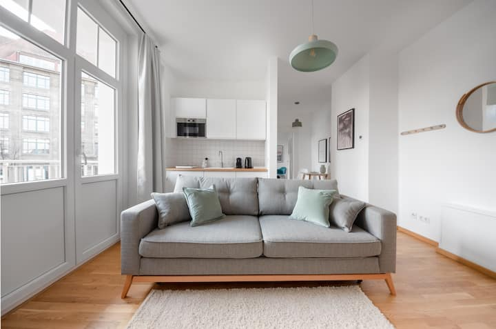 Limehome Leipzig Central - Superior Suite
