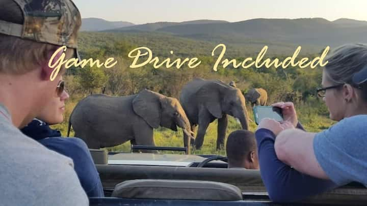 Luxurious and unique self-catering in Big5 Reserve