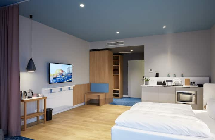 about:berlin Hotel - small size private room