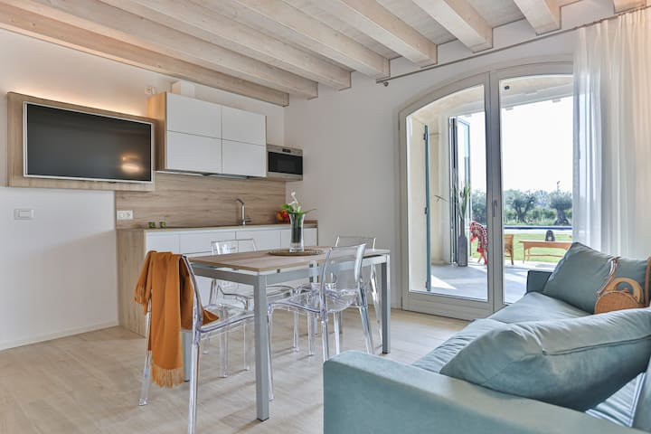 """Apartment """"Scuderia"""" - guesthouse in Abano Terme"""