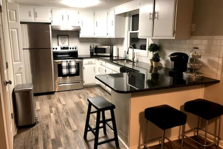 Athens Five Points!   Fully Renovated Condo