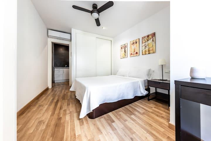 Appartement Spacieux au cœur de Malaga