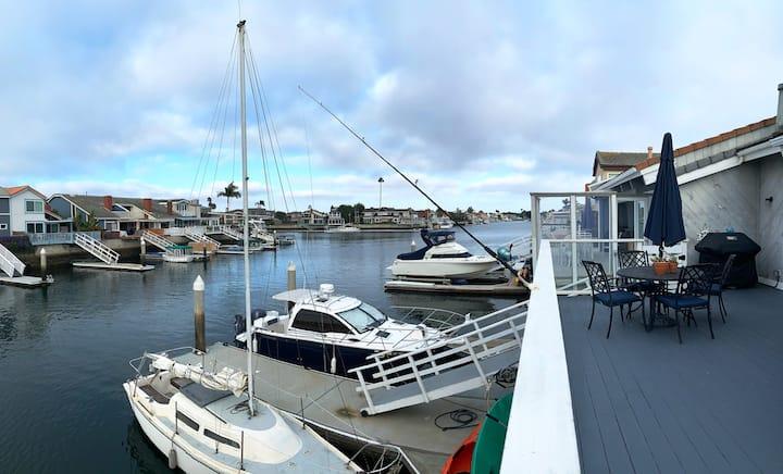 Jamestown Ln/Channel Islands Waterfront 3 BR/2 BA