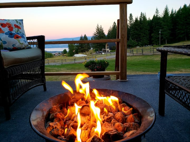 Private Country RV Accommodation