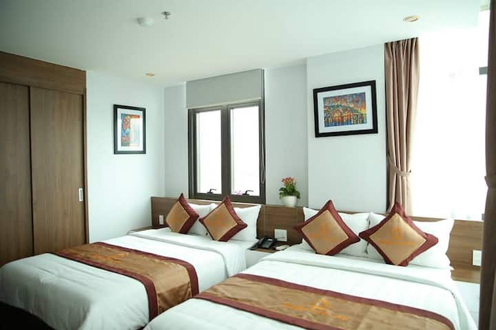 CKC THIEN DUONG HOTEL - Deluxe Family City View