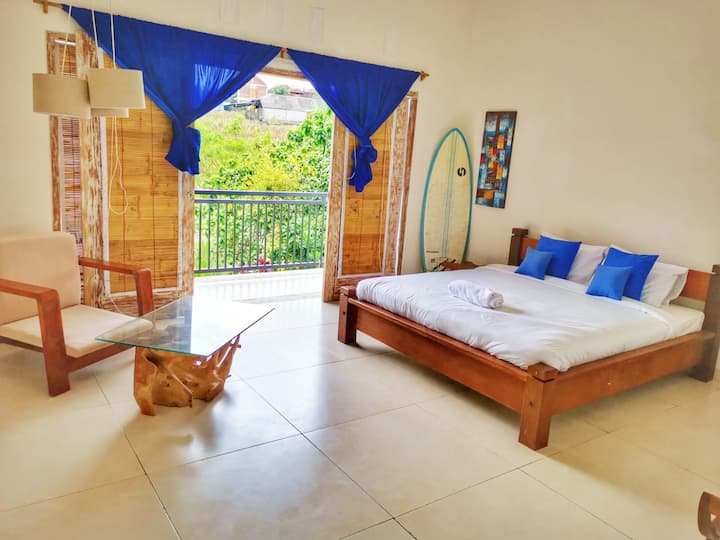 Coliving & Coworking in Bali: The Deluxe King