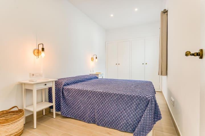 Coqueta habitación en el centro de Ciutadella